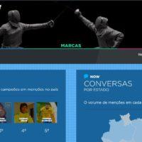 #LiveInsights: Twitter lança plataforma com dados em tempo real durante Olimpíadas