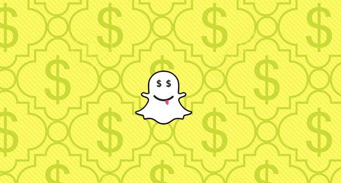 Snapchat libera ferramenta que irá permitir propagandas na história dos usuários