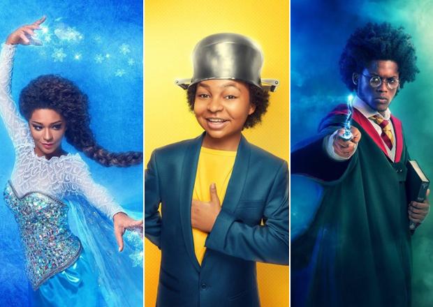 Artistas negros representam ícones culturais em mostra fotográfica