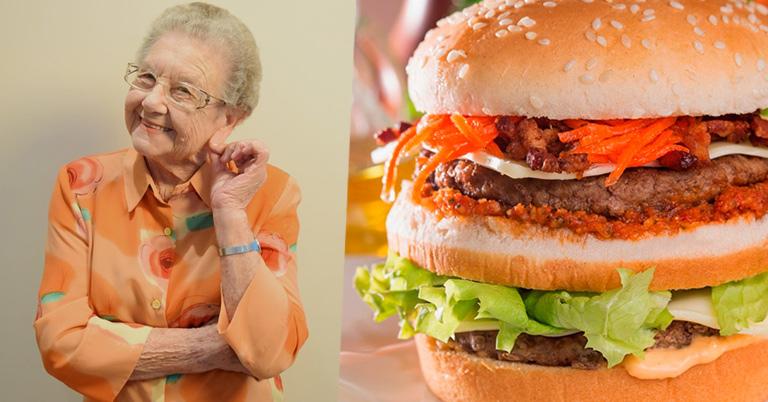 Palmirinha cria releitura do Big Mac para o McDonald's no Esquenta McDia