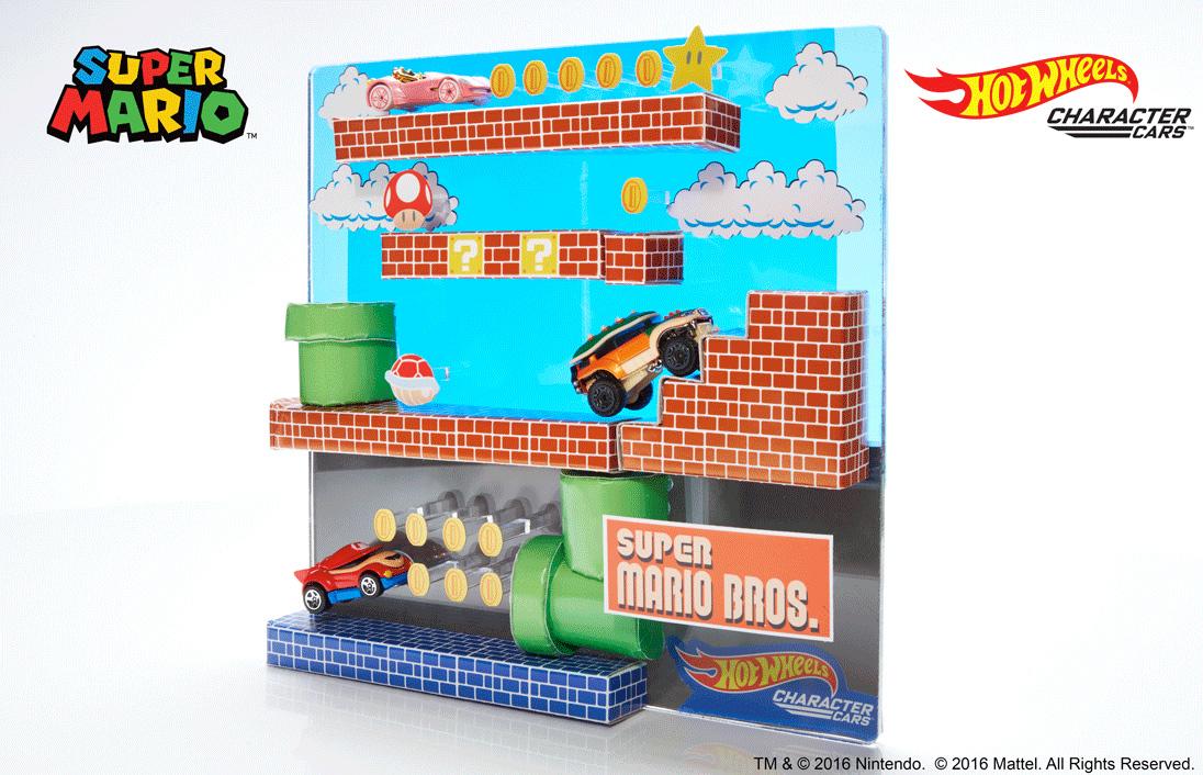 Carrinhos Da Hot Wheels Inspirados Em Super Mario Chegam