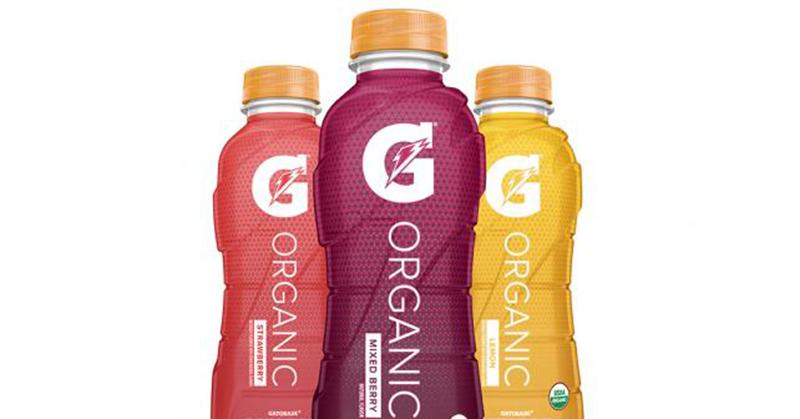 Gatorade apresenta versão orgânica