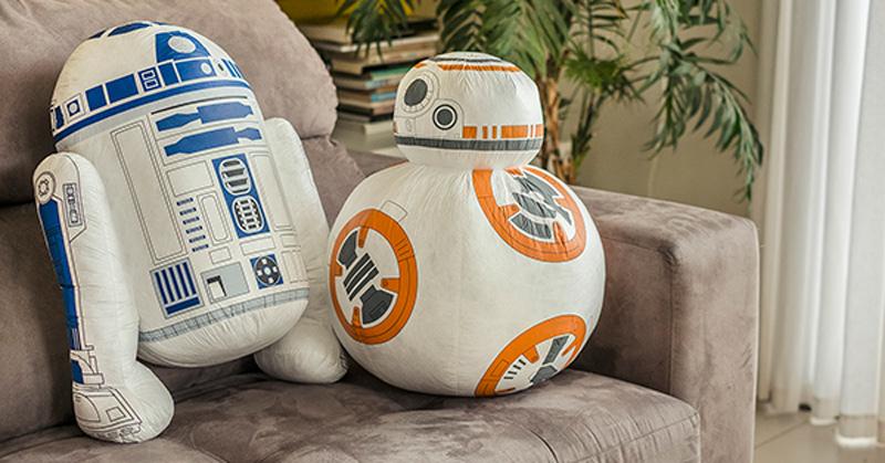 Star Wars é tema da nova linha de produtos da Imaginarium