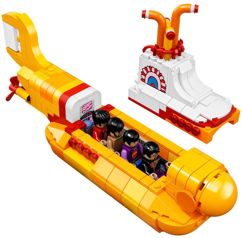 beatles-submarino-amarelo-lego-aberto-peronsagens-dentro