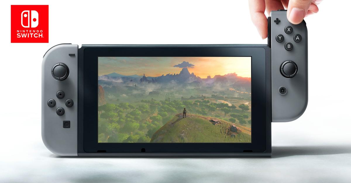 Nintendo lança novo console. Conheça o Nintendo Switch
