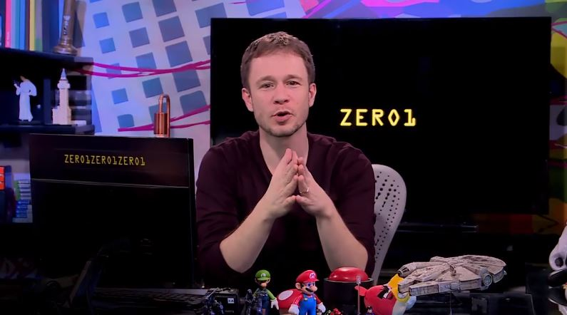 Zero1 é um canal de games dentro da TV aberta