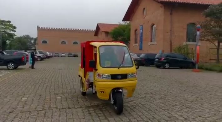99 Tuk Tuk: app anuncia serviço de transporte por Tuk Tuk no Rio
