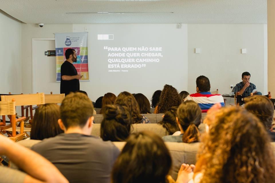 Palestra de Planejamento estratégico na Jump Brasil.