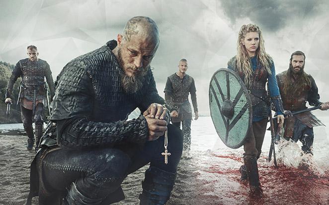 Vikings terá evento em São Paulo para retorno de temporada