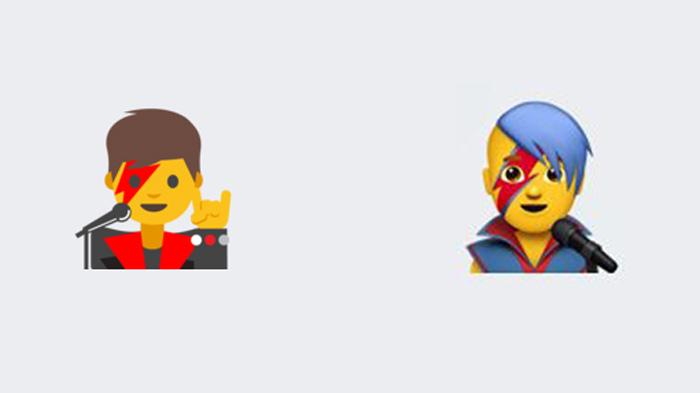 David Bowie ganha emojis para iPhone e Android