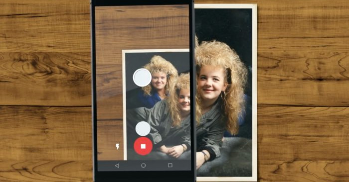 PhotoScan: app do Google faz a foto impressa virar digital