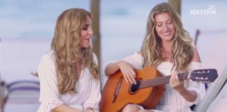 A marca Koleston decide usar em sua nova campanha duas das mais influentes figuras femininas da cultura brasileira: Ivete Sangalo e Gisele Bündchen.