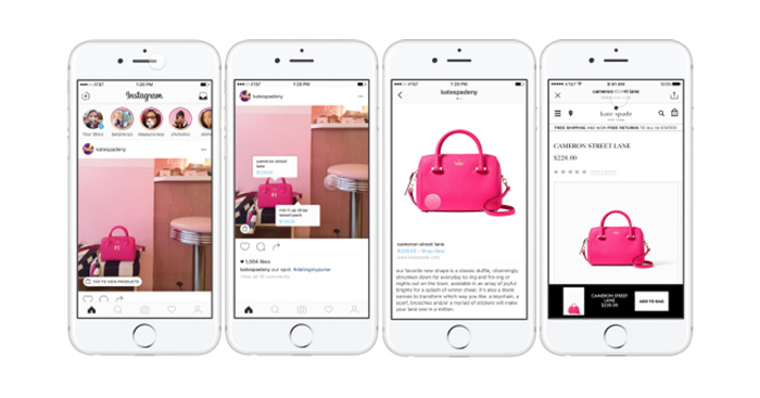 Recurso de compras está chegando ao Instagram
