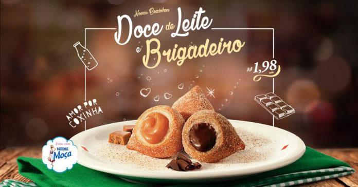 fe441c2ebac1c Ragazzo lança coxinhas sabor Brigadeiro e Doce de Leite - Geek ...