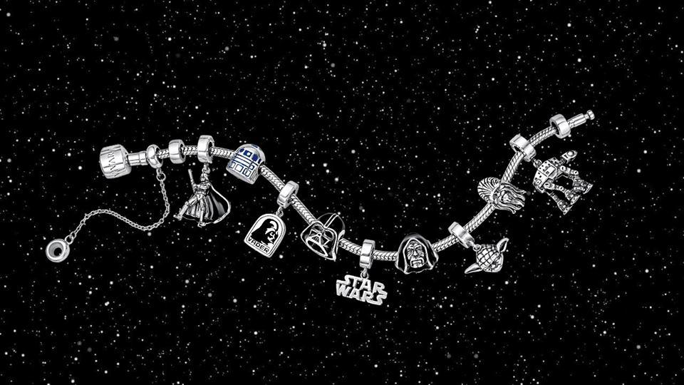 Vivara lança coleção de berloques Star Wars
