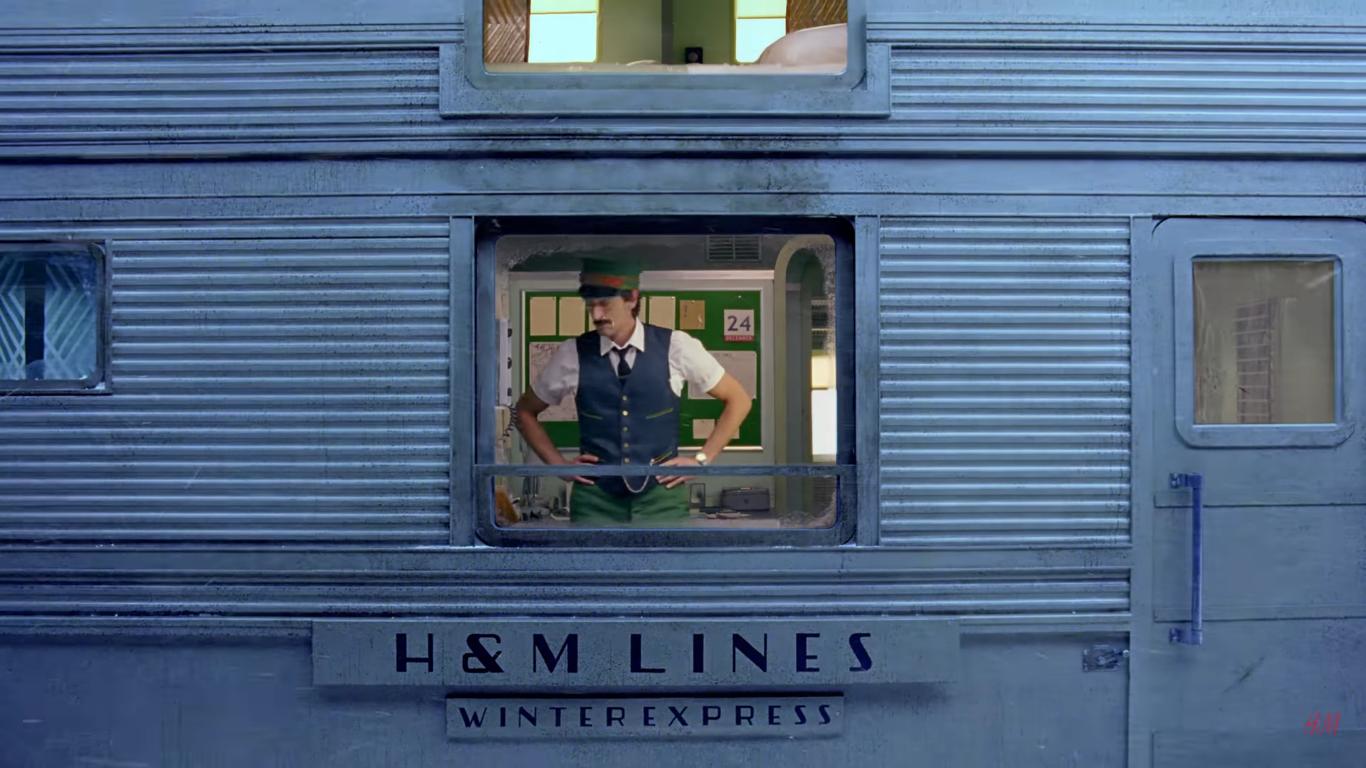 Wes Anderson dirige novo curta de natal da H&M
