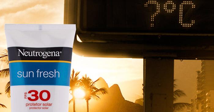 Drogaria carioca converte sensação térmica em desconto para clientes