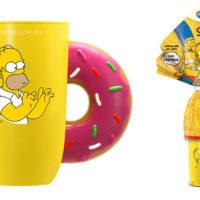Ovo de Páscoa dos Simpsons traz caneca em forma de Donut