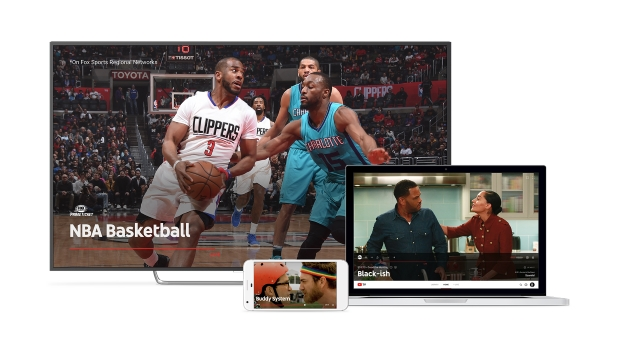 Google anuncia Youtube TV por US$35 dólares nos EUA