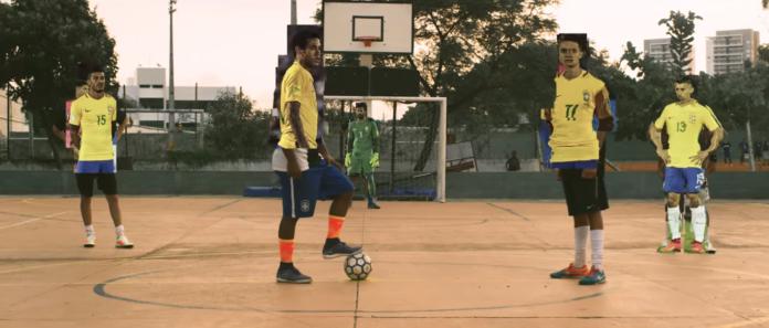 24bdfd03b7 Brasileiragem  Nike lança nova campanha inspirada no futebol ...