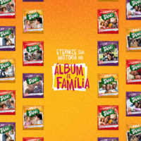 """Promoção """"Álbum de Família"""" põe fotos dos consumidores nas embalagens de Tang"""