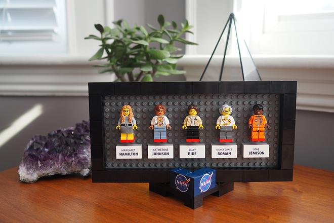 """LEGO anuncia lançamento de coleção denominada """"Women of NASA"""""""