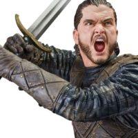 Jon Snow ganha busto em edição especial pela Dark Horse