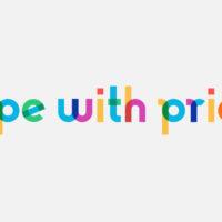 Gilbert: designers criam fonte inspirada em bandeira do movimento LGBT