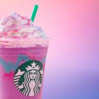 Starbucks lança Frappuccino inspirado em unicórnios