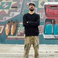 TNT cria mural gigante para combater preconceito e xenofobia