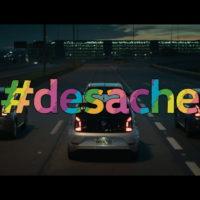 Volkswagen quer que você #desache em comercial do novo Up!
