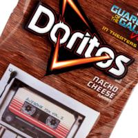 Embalagem da Doritos toca fita com trilha de Guardiões da Galáxia Vol. 2