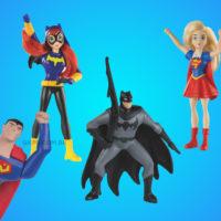 Super Hero Girls e Liga da Justiça são os brindes do McLanche Feliz em maio