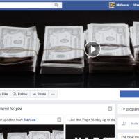 Facebook começa a testar vídeo na imagem de capa para páginas