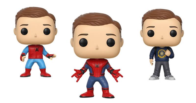 Homem-Aranha: De Volta ao Lar ganha coleção Funko Pop!