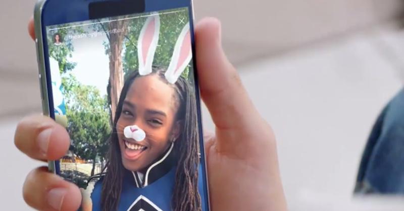 Máscaras: Instagram implementa último grande recurso do Snapchat