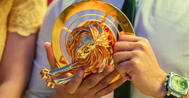 Brasil supera ano passado e garante 99 leões no Cannes Lions
