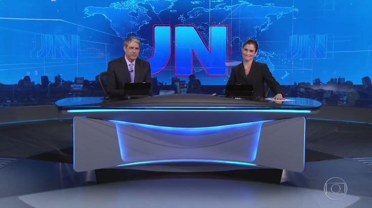 Jornal Nacional ganha novo estúdio e se reformula mais uma vez