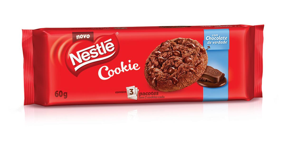 Resultado de imagem para Nestlé apresenta novo cookie Negresco