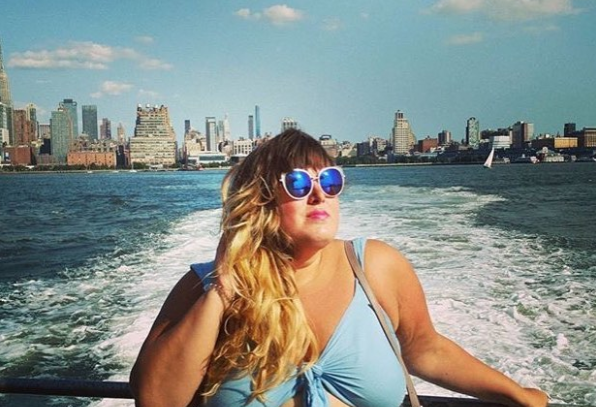 Fat Girls Traveling: o Instagram que quer te fazer viajar com o corpo que você tem