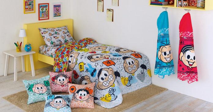 4343e11929 Pernambucanas lança coleção inspirada em Turma da Mônica - Geek ...