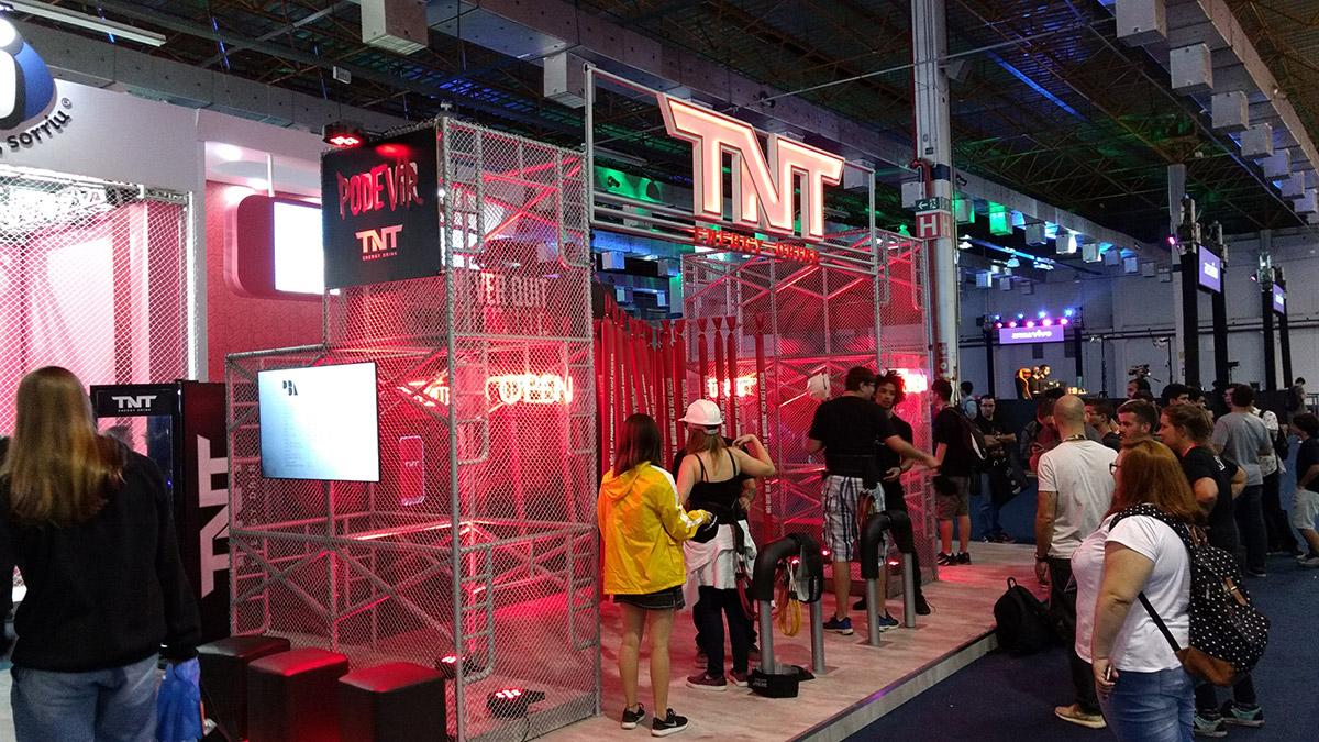 Expo Tnt Stands : Tudo que rolou de melhor no primeiro dia da bgs