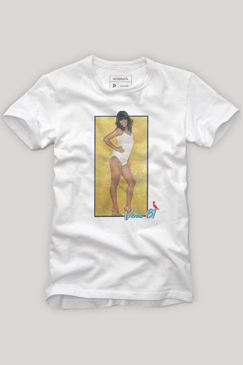 Reserva lança coleção de camisetas inspiradas na Gretchen