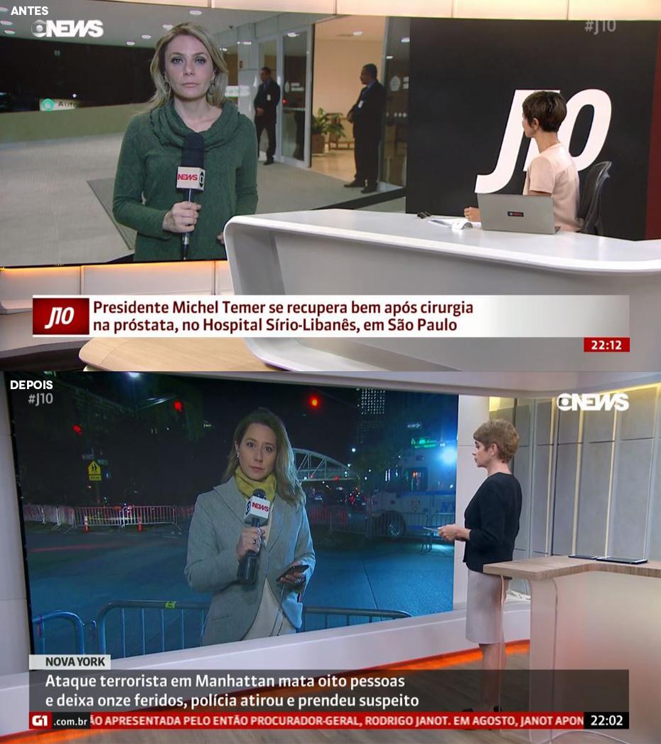 febc4b4467249 As novas peças devem contar ainda com o uso de imagens dos bastidores dos  estúdios e da redação.