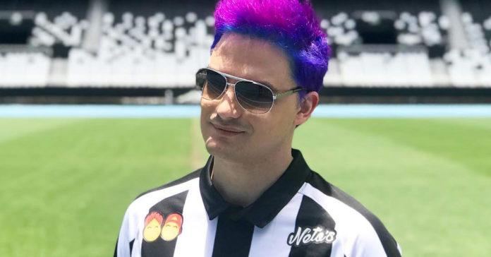 Felipe Neto anuncia patrocínio do Botafogo - Geek Publicitário c20304f832d8b