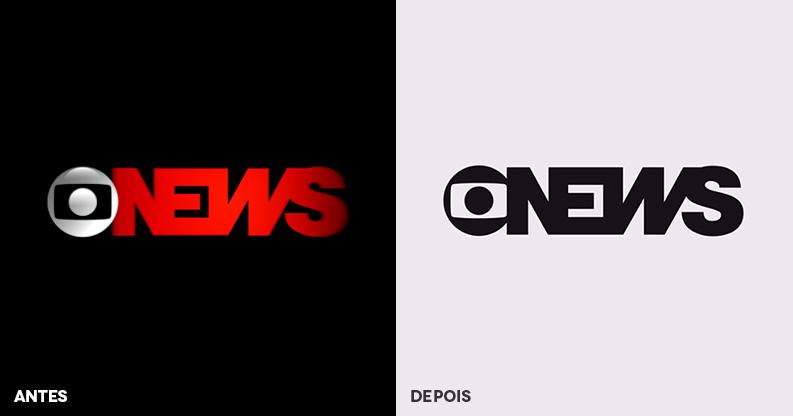 042ea4758f0d4 GloboNews apresenta novo logo e nova identidade visual - Geek ...