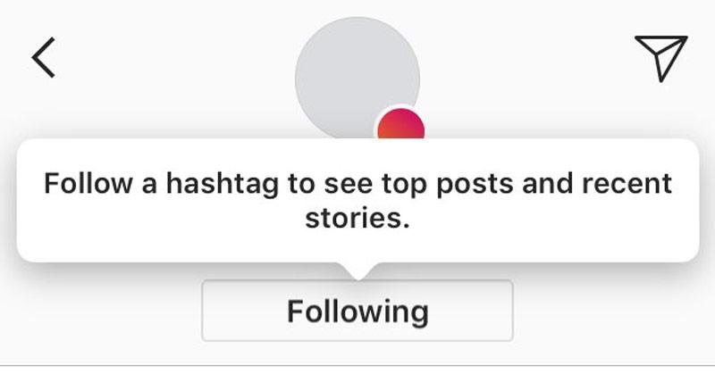 Instagram vai permitir que usuários sigam hashtags, além de perfis