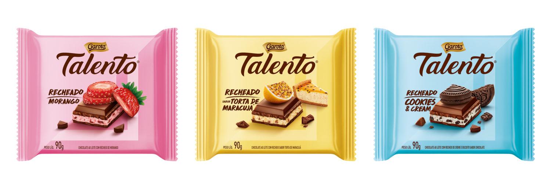 Resultado de imagem para Talento Recheado lança novos sabores