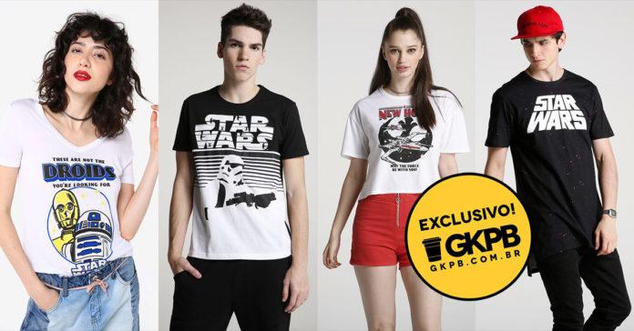 Riachuelo lança nova coleção Geek inspirada em Star Wars - Geek ... 18a0f49124c