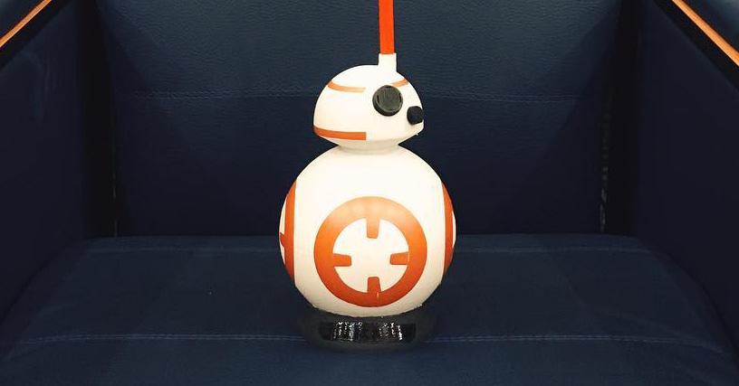 UCI suspende venda de copo do BB-8 às vésperas da estreia
